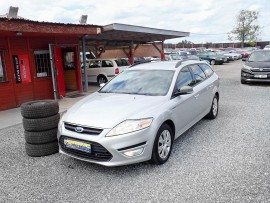 Ford Mondeo 2.0TDCI 103KW – NAVIGACE