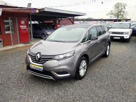 Renault Espace 1.6DCI 118KW – V ZÁRUCE